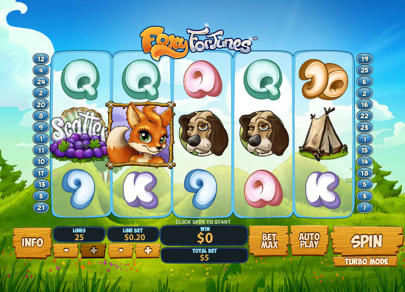foxy fortunes 2